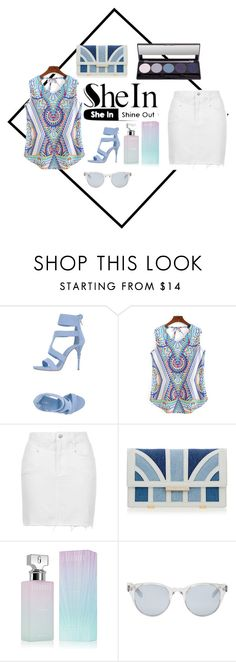 """Untitled #6"" by tashajulia on Polyvore featuring Le Silla, Topshop, Aperlaï, Calvin Klein and Sun Buddies"