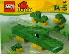 LEGO DUPLO scheme