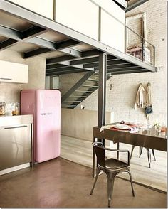 case e interni - colore rosa, pink, interior design