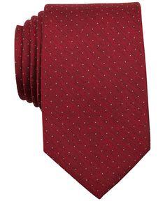 Bar Iii Porter Dot Slim Tie, Only at Macy's