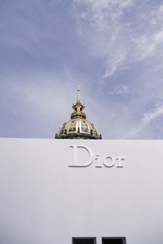 CHRISTIAN DIOR / Photography Filep Motwary