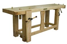 How to Build a Roubo Workbench