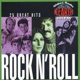 K-Earth Oldies Radio: Motown, Soul and Great Rock 'N Roll: Rock 'N Roll [CD]