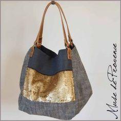 Sacs faits main en cuir et en tissu confectionnés par une manufacture  artisanale provençale. Des créations de sacs uniques pour des personnes  uniques ! 9a2c68f53035