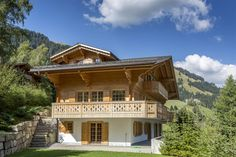 Luxury Home in Gstaad, Bern, Switzerland