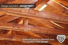 detail dřevěné konstrukce pergoly