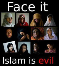 Sharia law and the Muslim Brotherhood oppress and kill women.