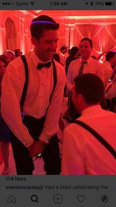Ben Bishop got married. Go  Bolts