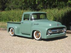 Vintage Pickup Trucks, Classic Pickup Trucks, Old Ford Trucks, Lifted Chevy Trucks, Ford Classic Cars, Hot Rod Trucks, New Trucks, Custom Trucks, Cool Trucks
