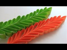 diy Paper leaves - How To Make Paper Leaves Easy Paper Flowers, Tissue Flowers, Faux Flowers, Origami Paper Art, Diy Paper, Paper Crafts, Paper Quilling Tutorial, Quilling Paper Craft, Decorative Leaves