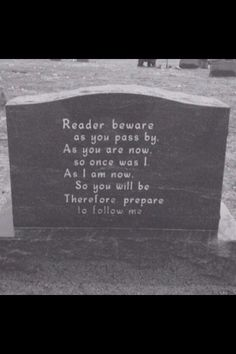 Prepare yourself for leaving