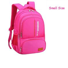 2018 New Backpacks Children School Bags For Boys Girls Large Capacity School  Backpack Waterproof Satchel Kids 361b4e5134958