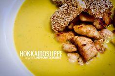 Med plads til dessert: Hokkaidosuppe