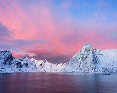 Lofoten Islands, Norway,