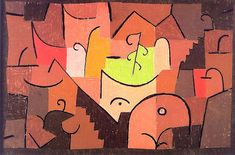 In the Style of Kairouan, 1914 - Paul Klee - WikiArt.org