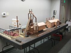 steel mill model railroads | STEEL INDUSTRY, RAILROADS, AND MORE - MODEL AND REAL