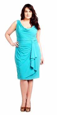 Summer dresses that flatter full figures