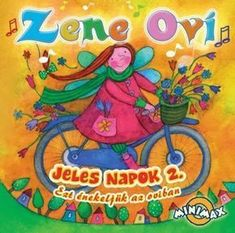 Shop Jeles Napok, Vol. 2 [CD] at Best Buy. Find low everyday prices and buy online for delivery or in-store pick-up. Princess Peach, Activities For Kids, Diy And Crafts, Kindergarten, Folk, Songs, Music, Fictional Characters, Sport