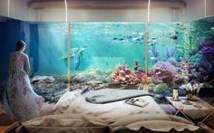 ARCHITECH: The $2.7 Million Floating Vacation Villa in Dubai
