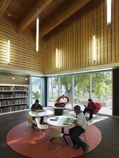 Rosa F. Keller Library & Community Center | Eskew+Dumez+Ripple | Archinect