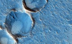 Ares 3 Landing Site: The Martian Revisited --- May 16 --- Image Credit: HiRISE, MRO, LPL (U. Arizona), NASA