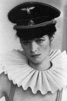 Charlotte Rampling, 1970s.