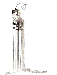 La silla alta