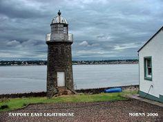 Tayport East Lighthouse