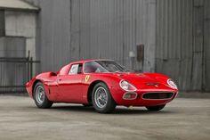 1964 Ferrari 17.6 million. Most Expensive Cars at 2015 Pebble Beach Concours D'Elegance