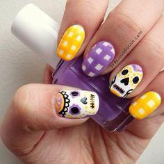 halloween by preciouspolishxo #nail #nails #nailart