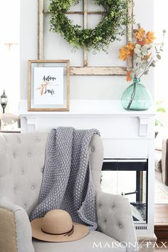 Want easy fall decor