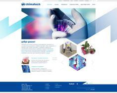 Изработка на уеб сайт на Химатех  С традиции за качество и коректност в областта на химическата промишленост, Химатех е доказан партньор в България и по света.