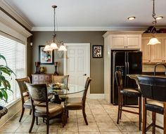 Paint Color: Sherwin Williams Virtual Taupe