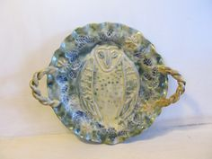 Ceramic Art, Enchanted, Art Work, Serving Bowls, Decorative Plates, Ceramics, Tableware, Home Decor, Artwork