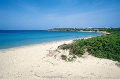 Spiaggia Salina, Calasetta - Sardegna