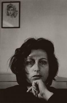 Herbert List, Anna Magnani #1, San Felice, Italy, 1950