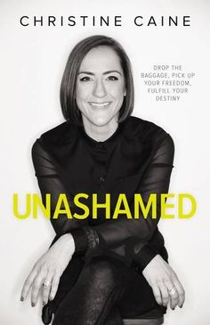 Unashamed: Drop the Baggage, Pick up Your Freedom, Fulfill Your Destiny by Christine Caine http://www.amazon.com/dp/0310340705/ref=cm_sw_r_pi_dp_q8KSwb0RN62F2