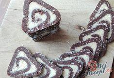 Arašídové kuličky v čokoládě hotové za 10 minut Candy Recipes, International Recipes, Christmas Baking, Mousse, Healthy Eating, Sweets, Rum, Meat, Cooking
