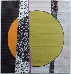 Circular Thinking by Terry Aske | Terry Aske art quilts
