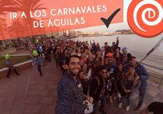 Ir a los Carnavales de Águilas 2016
