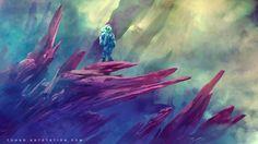 Heart of Neptune by Tohad.deviantart.com on @DeviantArt