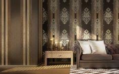 Amenajari tapet superlavabil Fibra Cristiana Masi Italia Curtains, Flooring, Design, Home Decor, Fiber, Italia, Christians, Blinds, Decoration Home