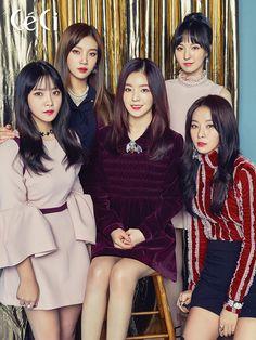 Red Velvet - Céci Magazine February Issue '17