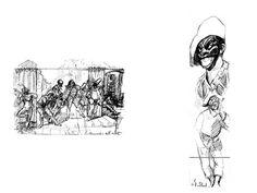 #CommediaDellArte #FerruccioSoleri #DoloresPuthod #PiccoloTeatro #ReggiaDiMonza #EXPO2015 #Disegno #Arlecchino