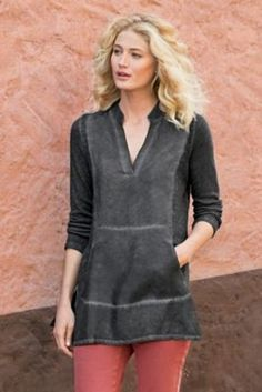 Alanis Top from Soft Surroundings