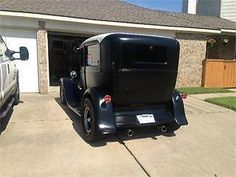 1930 Ford Street Rod for sale (TX) - $31,500. Ford 2 door Sedan (steel uncut body) with 307 SBC, turbo 350 auto transmission, The engine has a mild cam, Holley 600, GM HEI ignition, with electric fan