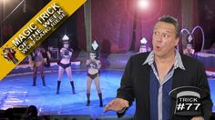 Magic Trick of the Week #77 (At the Circus) with Wolfgang Riebe