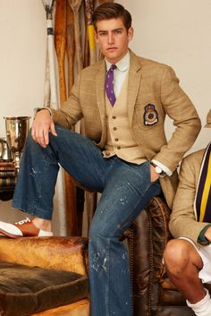Jaw-droppingly sublime preppy meets ivy league