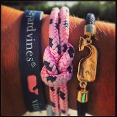 Shop Women's Jewelry: Sailors Cord Whale Bracelet for Women - Vineyard Vines