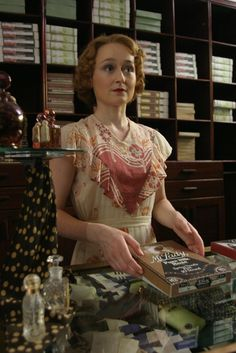 """Agatha Christie's Poirot Season 10 """"Cards on the Table"""", set between 1935 and 1939."""